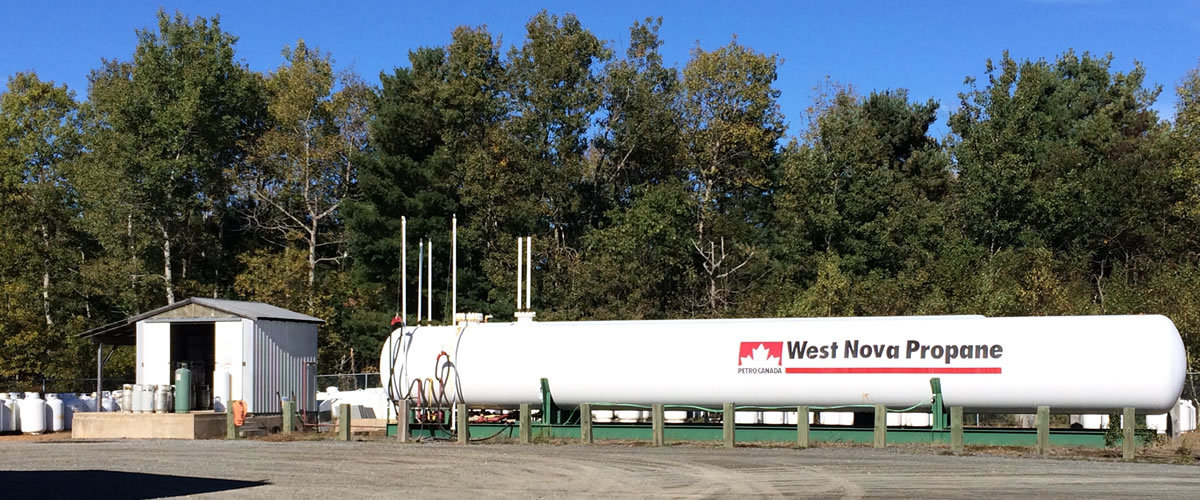 Propane Filling Station Bridgewater
